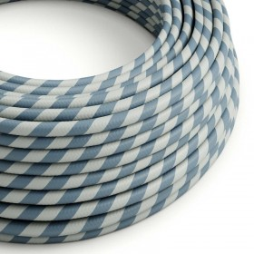 CABLE TEXTIL REDONDO 2X0.75...